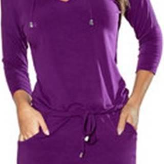 Numoco Šaty Dámské šaty 230-4 ruznobarevne