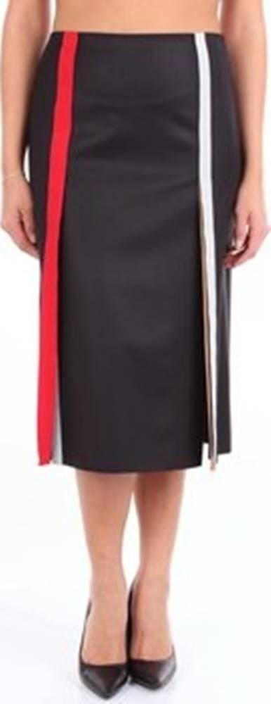 Marco De Vincenzo Marco De Vincenzo Krátké sukně MQ5214A4DL Černá