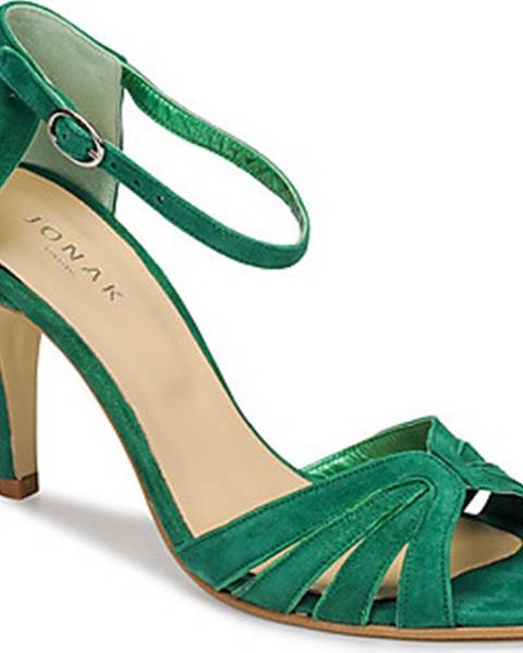 Zelené sandály Jonak