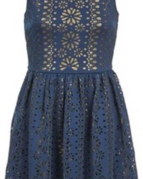 Modré šaty Manoush