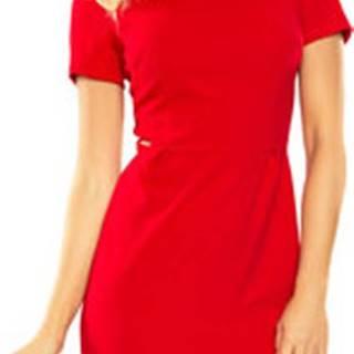 Numoco Krátké šaty Dámské šaty 150-2 ruznobarevne