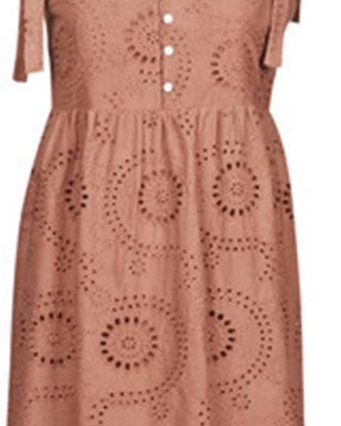 Betty London Betty London Krátké šaty MOLINE Růžová