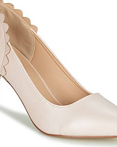 Růžové boty Moony Mood