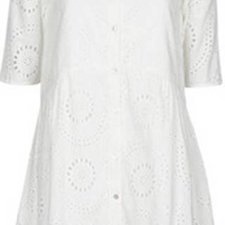 Betty London Krátké šaty MOLINE Bílá