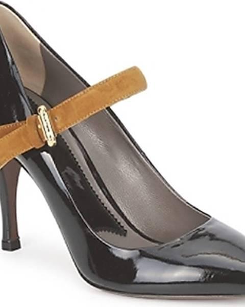 Černé boty ETRO