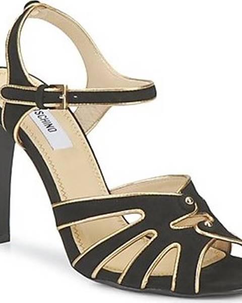 Sandály Moschino