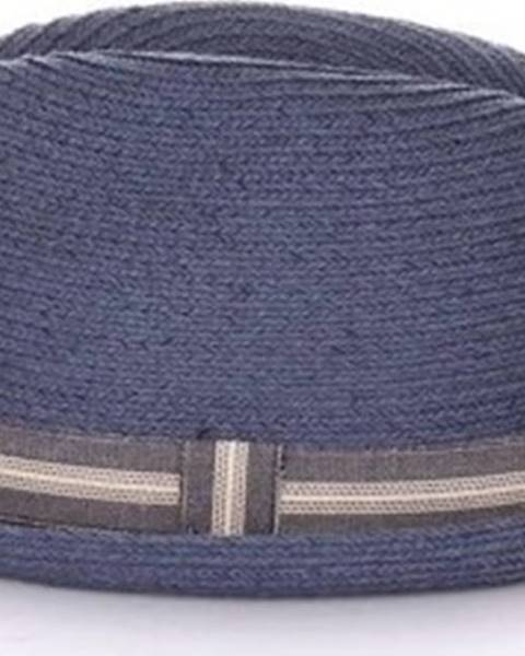 Modrá čepice Woolrich