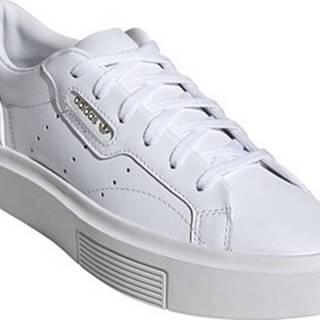 adidas Tenisky Sleek Super W Bílá