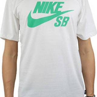 Nike Trička s krátkým rukávem SB Logo Tee 821946-103 ruznobarevne