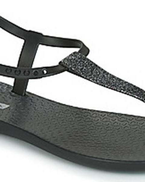 Černé sandály ipanema