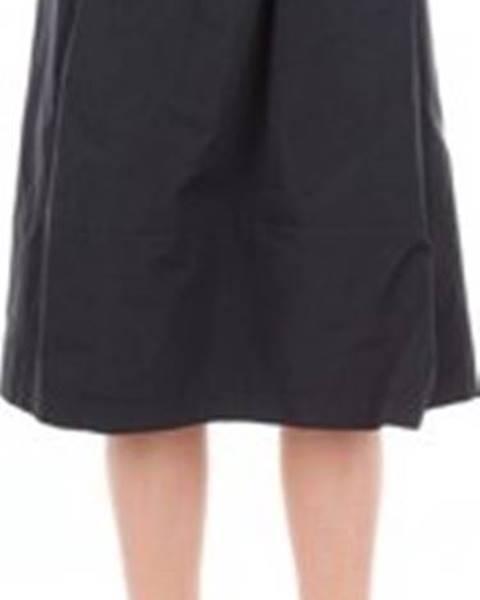 Černá sukně Cappellini