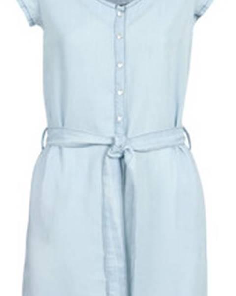 Modré šaty Yurban