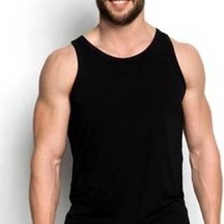 Esotiq Henderson Tílka / Trička bez rukávů Pánský nátělník 34323 Grant black ruznobarevne