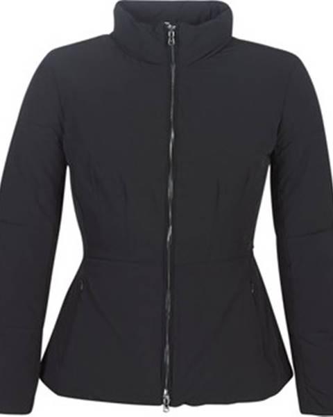Černá bunda Emporio Armani