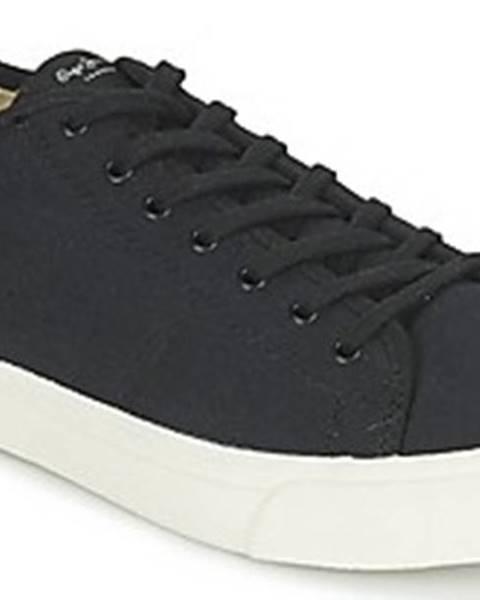 Černé tenisky pepe jeans