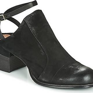 Airstep / A.S.98 Pantofle LOUND SAB Černá