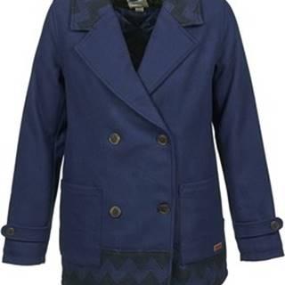Roxy Kabáty MOONLIGHT JACKET Modrá