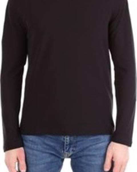 Černé tričko HERITAGE