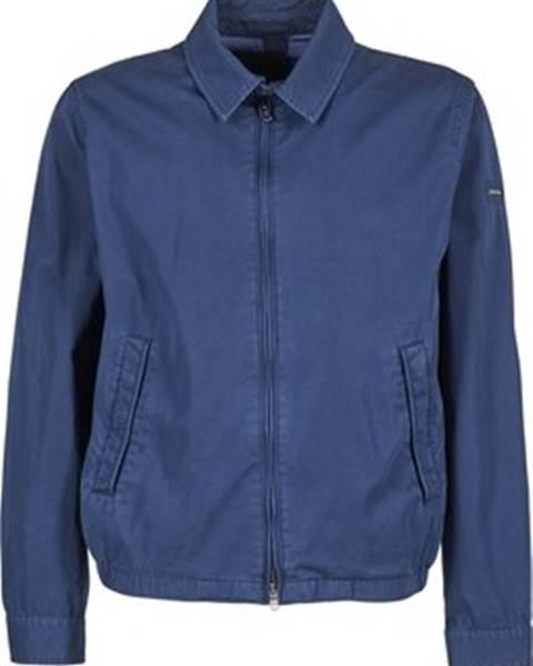 Modrá bunda Hackett