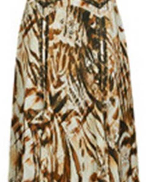Béžové šaty Marciano