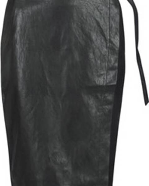 Černá sukně Replay