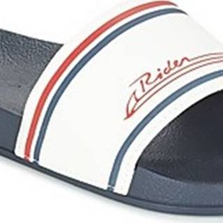 Rider pantofle R86 AD 30 YEARS Bílá