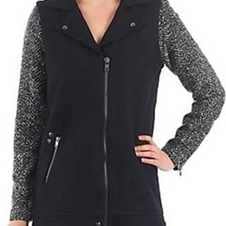 Vero Moda Kabáty MAYA JACKET - A13 Černá