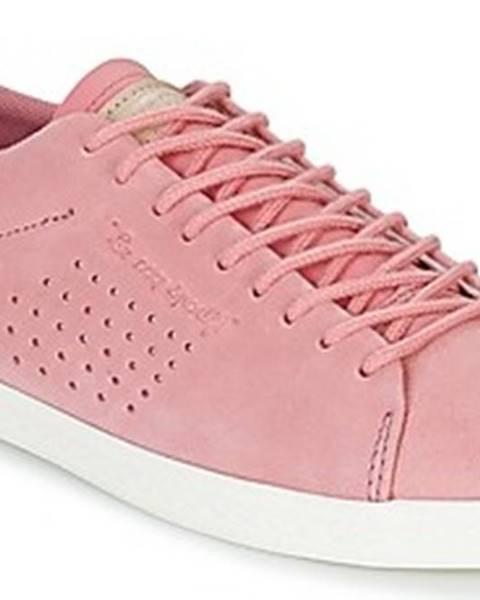 Růžové tenisky Le Coq Sportif