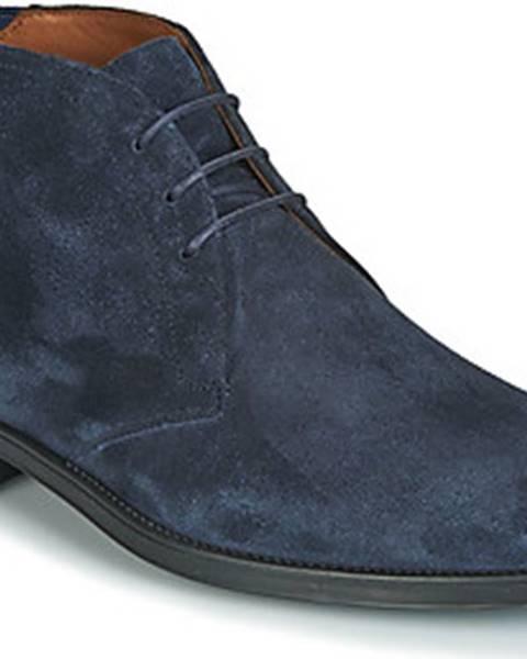 Modré boty Lloyd