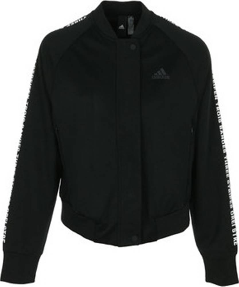 adidas adidas Teplákové bundy Bomber Jacket Wn's Černá
