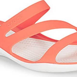 Crocs Sandály SWIFTWATER SANDAL W Růžová