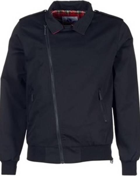 Černá bunda Harrington