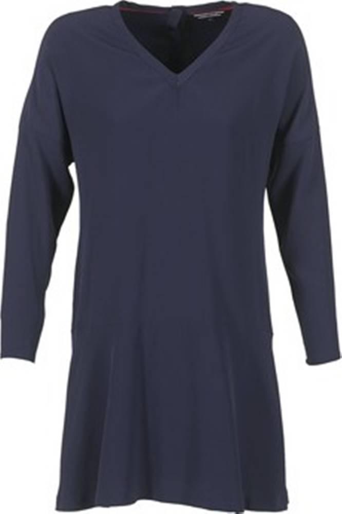 tommy hilfiger Tommy Hilfiger Krátké šaty GRETA Modrá
