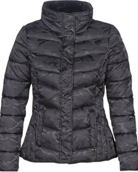 Černá bunda Kaporal