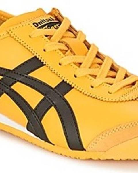 Žluté tenisky Onitsuka Tiger