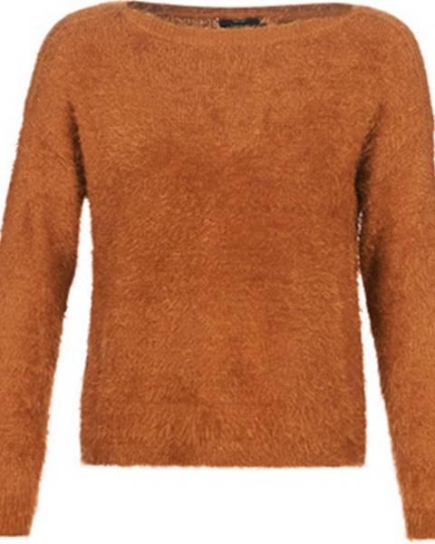 Hnědý svetr only