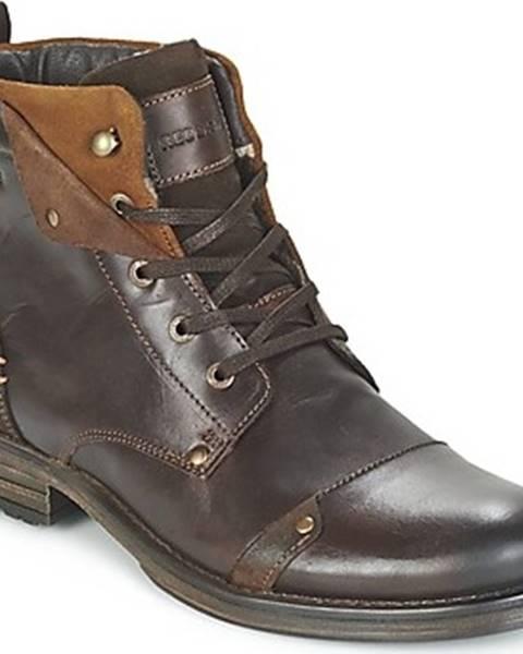Hnědé boty Redskins