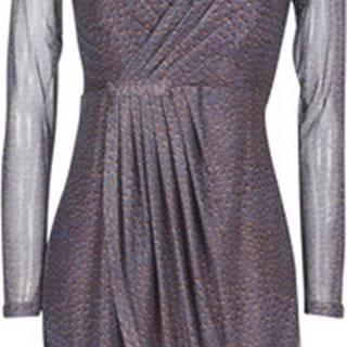 Smash Krátké šaty OKAINA Bordó