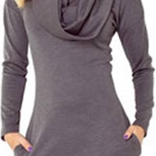 Numoco Krátké šaty Dámské šaty 131-3 ruznobarevne
