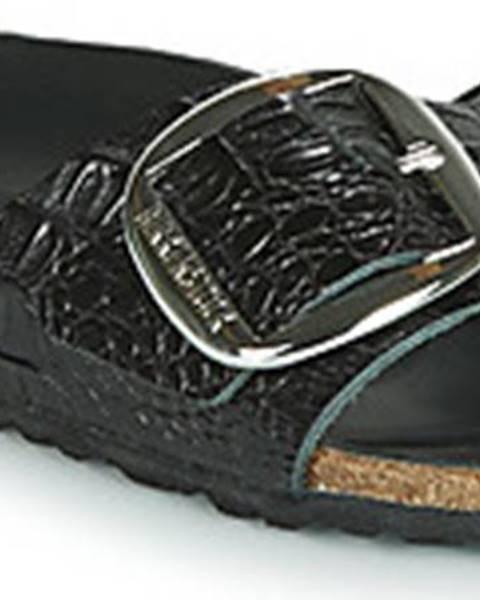 Černé pantofle Birkenstock