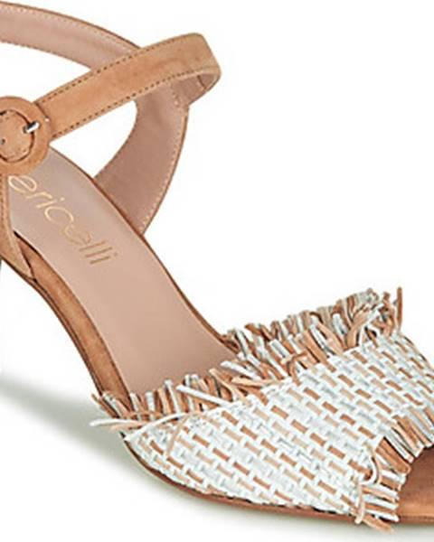 Béžové sandály Fericelli