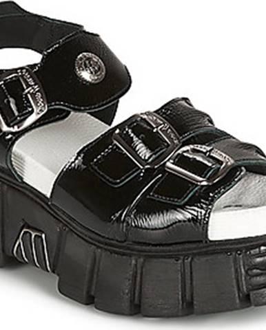 Sandály PLANEA Černá
