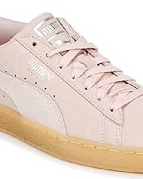 Růžové tenisky puma