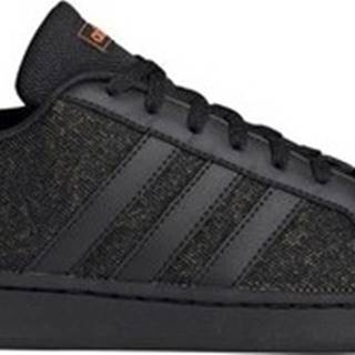 adidas Tenisky Grand Court Černá