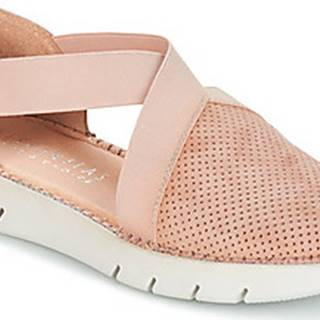 Hispanitas Street boty MAUI-V9 Růžová