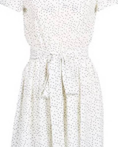 Bílé šaty Le Temps des Cerises