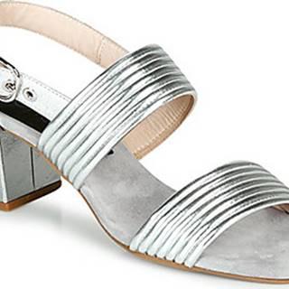 Fericelli Sandály MARIA Stříbrná