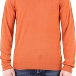 Heritage Trička s dlouhými rukávy 0120G2Z Oranžová