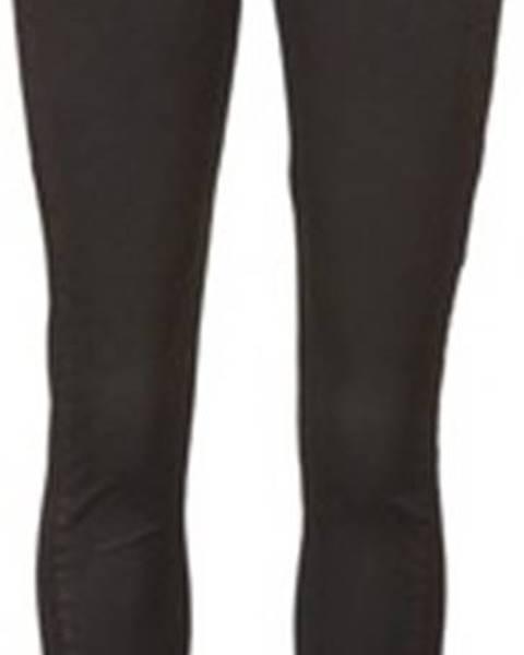 Černé kalhoty Acquaverde