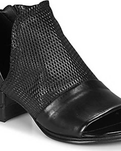 Černé sandály Airstep / A.S.98